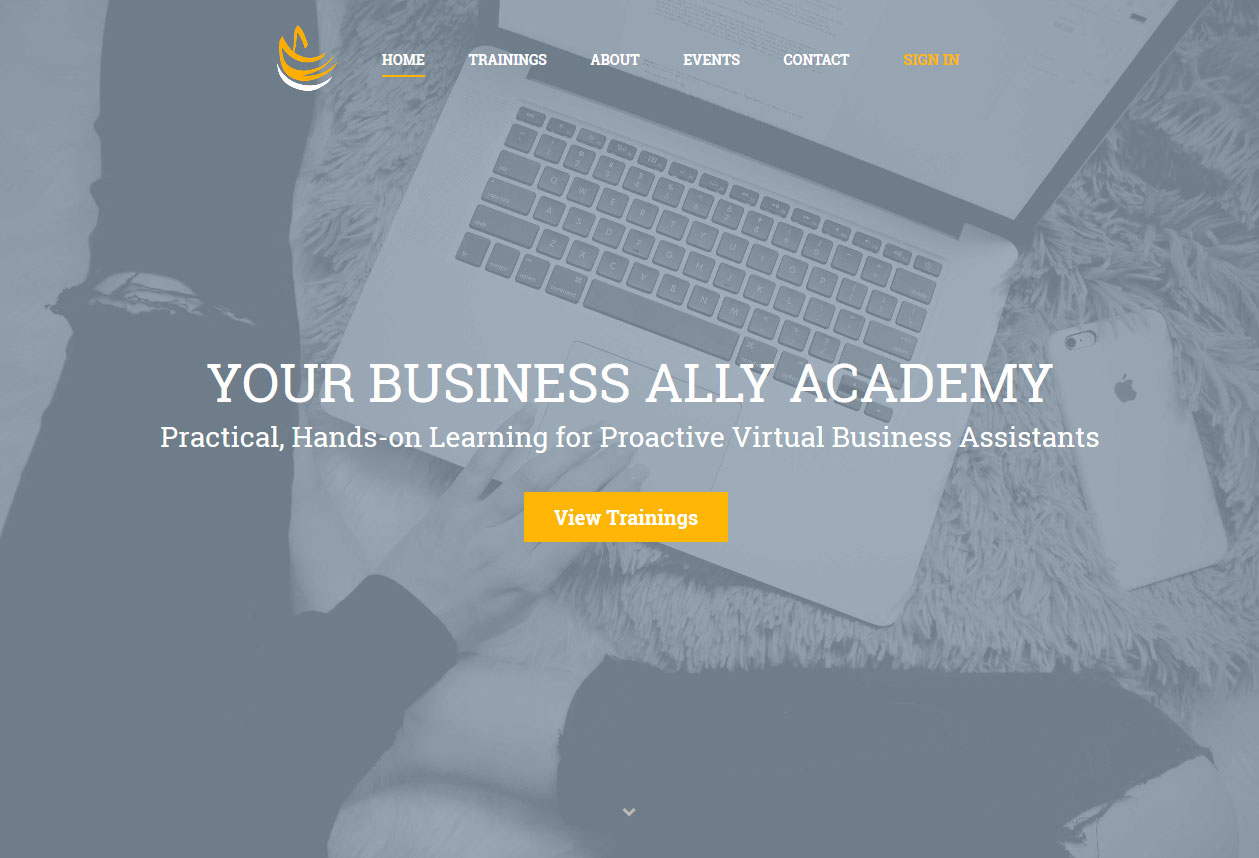 The LMS system built over Wordpress using ready-made theme, EDUMA which is backed with known Learnpress LMS plugin for wordpress. The theme is highly cusstomized as per the client's requirements.<br/>URL: http://yourbusinessallyacademy.com