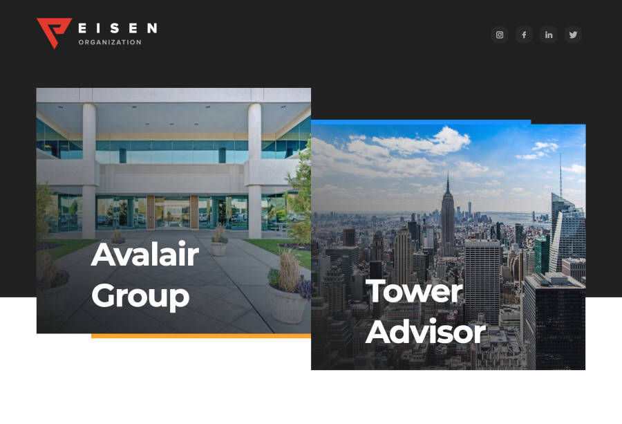 The Trio of site being managed through the single CMS built over the CodeIgniter.<br/>URL : https://eisenorg.com/